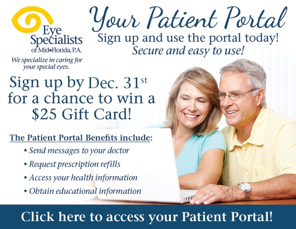 Your patient portal